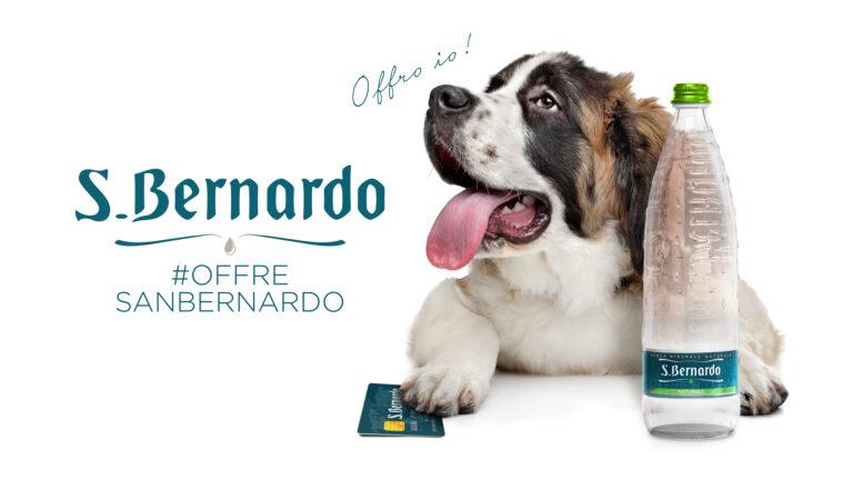 OgniGocciaConta ti ristora – Torna il gioco social di Acqua S.Bernardo  che ti porta a cena nel tuo ristorante del cuore