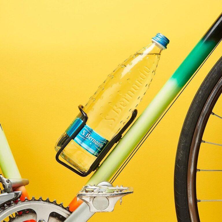 S.Bernardo è l'acqua ufficiale delle classiche del ciclismo